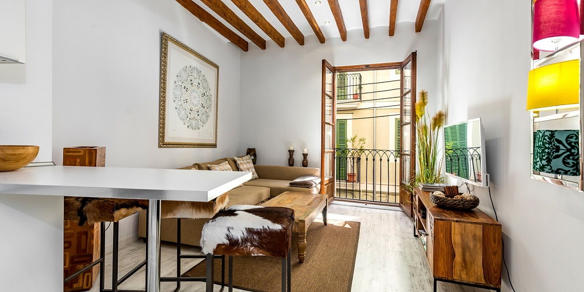1 bedroom Apartment for sale in Palma Oldtown, Mallorca