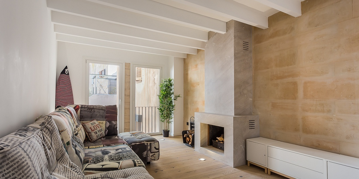 2 bedroom Townhouse for sale in Palma Oldtown, Mallorca