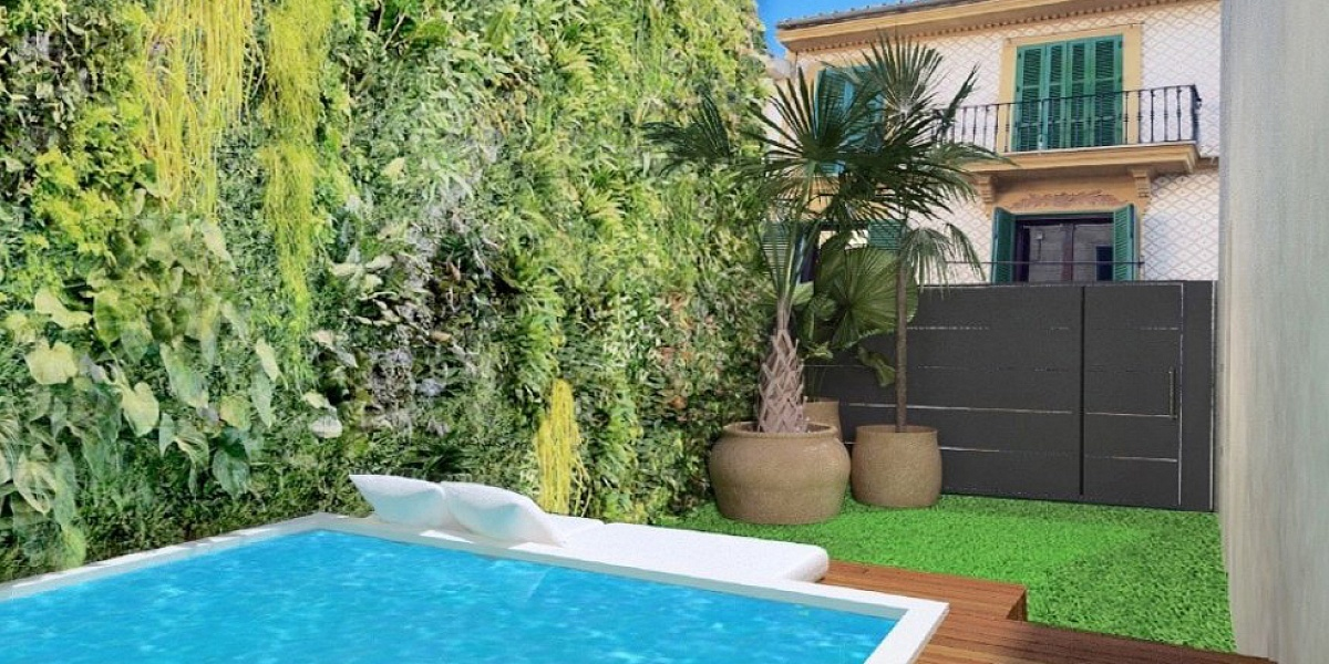 2 bedroom Townhouse for sale in Santa Catalina, Mallorca