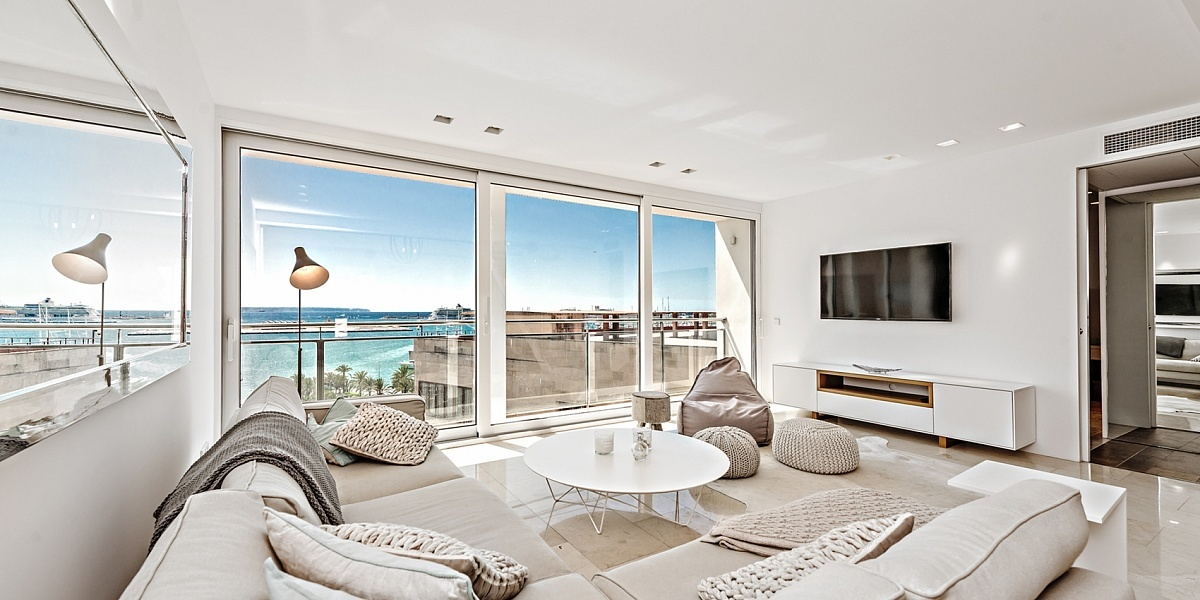 3 bedroom Apartment for sale in Paseo Maritimo, Mallorca