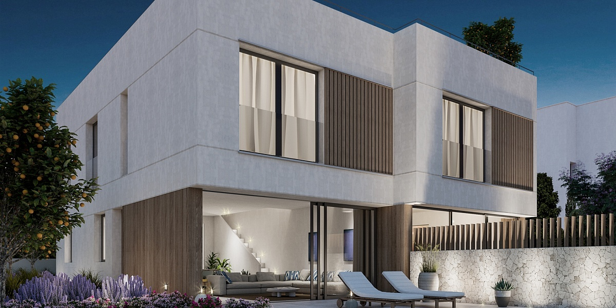 3 bedroom Townhouse for sale in San Augustin, Mallorca