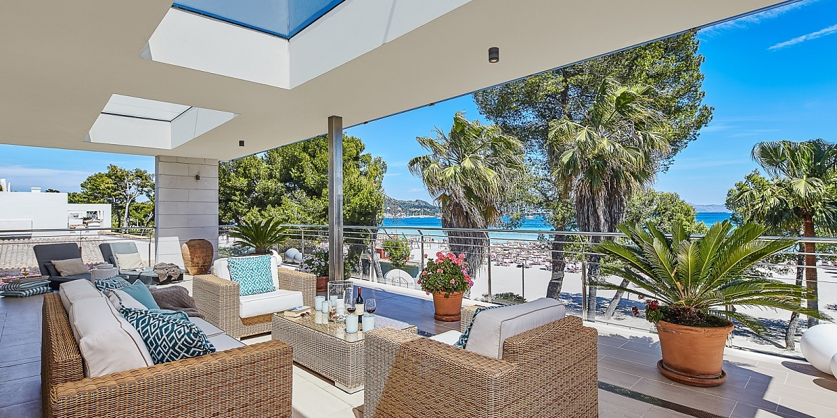 4 bedroom Apartment for sale in Puerto de Alcúdia, Mallorca