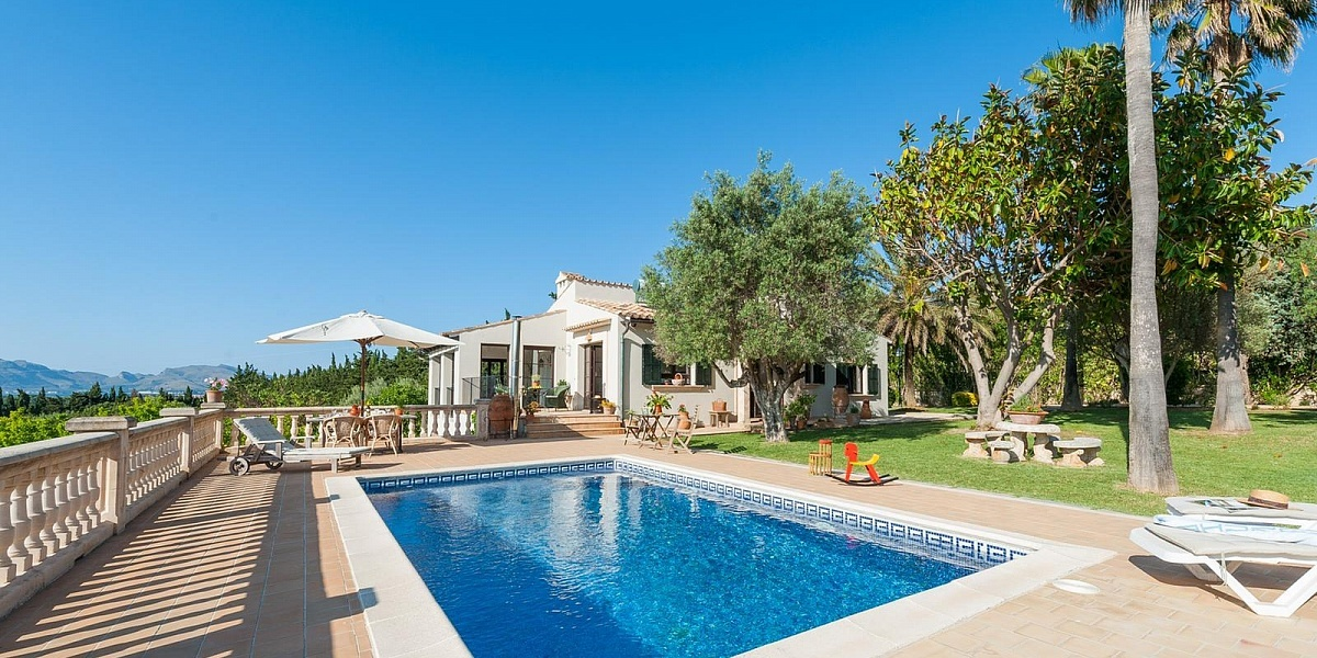 4 bedroom Finca for sale in Alcúdia, Mallorca