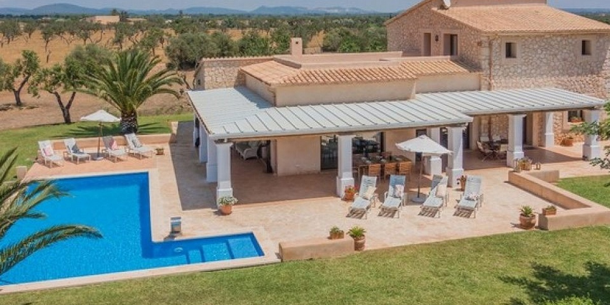 4 bedroom Finca for sale in Campos, Mallorca