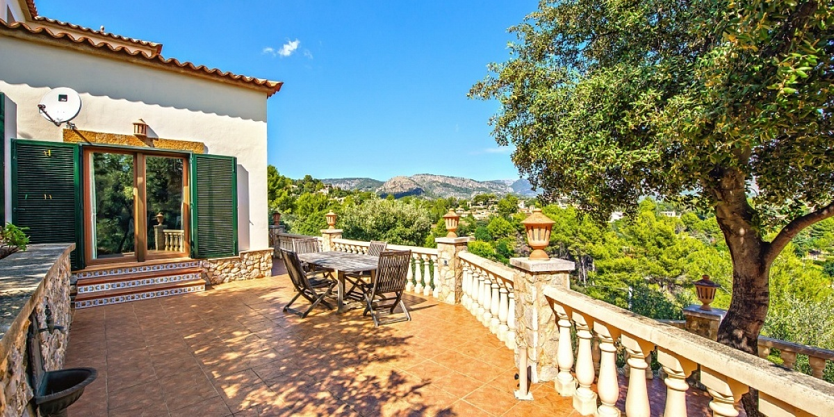 4 bedroom Finca for sale in Esporles, Mallorca