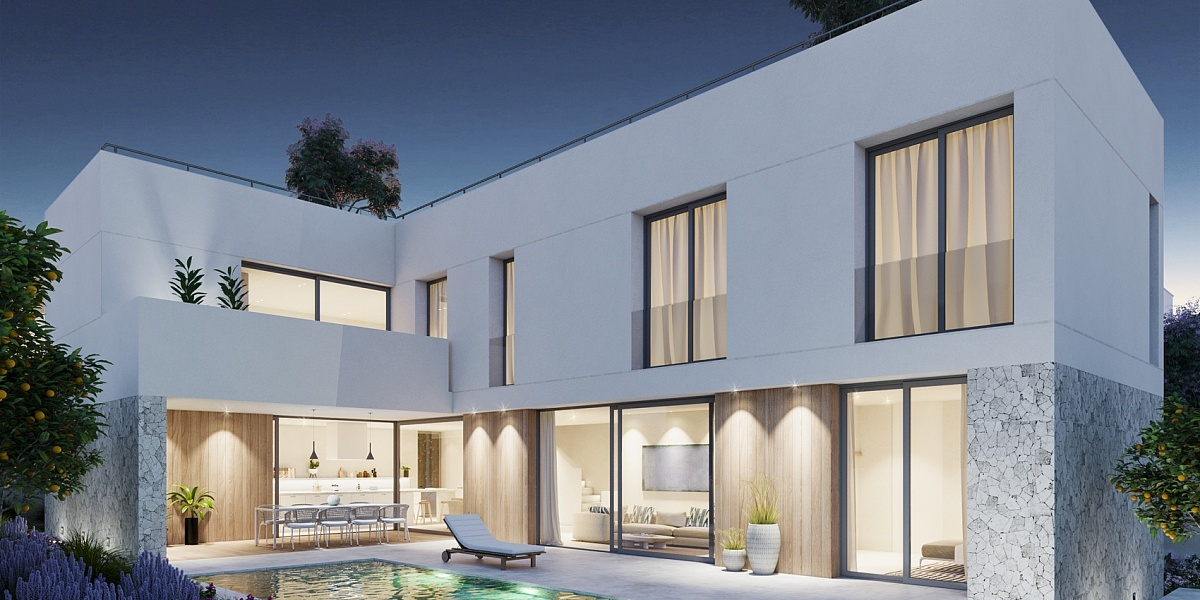 4 bedroom Townhouse for sale in San Augustin, Mallorca