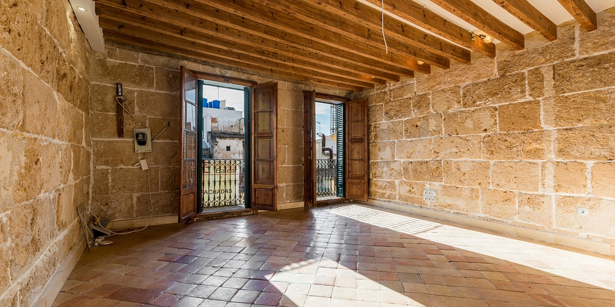 5 bedroom Apartment for sale in Palma Oldtown, Mallorca