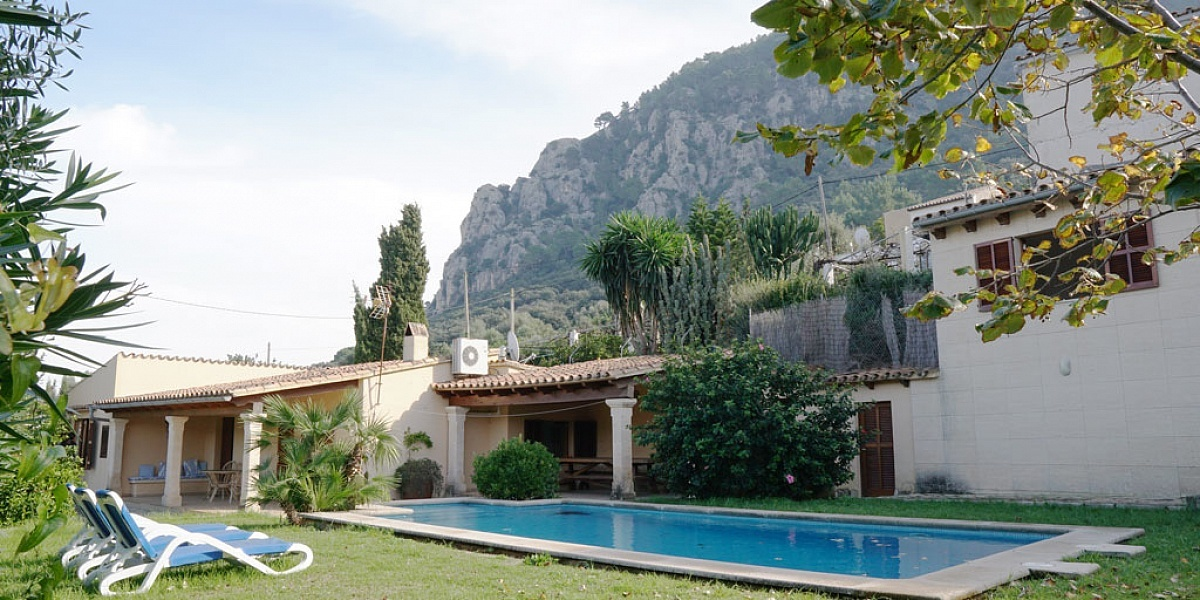 5 bedroom Finca for sale in Pollensa, Mallorca