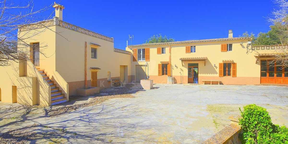 6 bedroom Finca for sale in Manacor, Mallorca