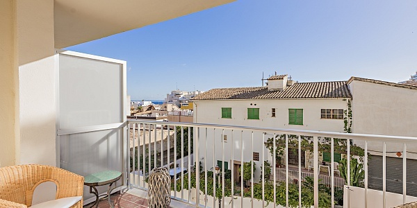 1 bedroom Apartment for sale in El Terreno, Mallorca