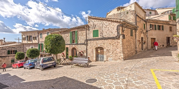 1 bedroom Townhouse for sale in Valldemossa, Mallorca