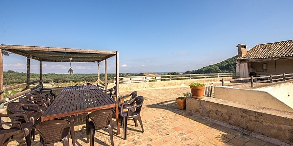 10 bedroom Finca for sale in Algaida, Mallorca
