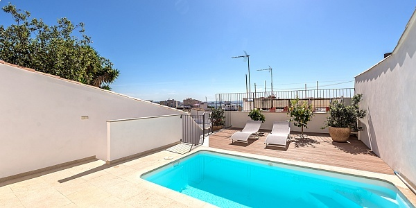 2 bedroom Apartment for sale in El Terreno, Mallorca