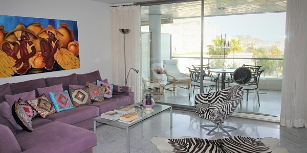 2 bedroom Apartment for sale in Marina Botafoch, Mallorca