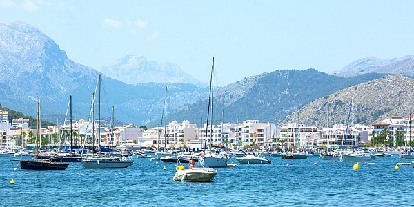 2 bedroom Apartment for sale in Puerto Pollensa, Mallorca