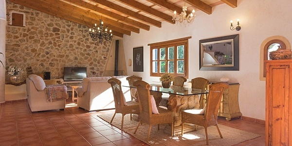 2 bedroom Finca for sale in Pollensa, Mallorca
