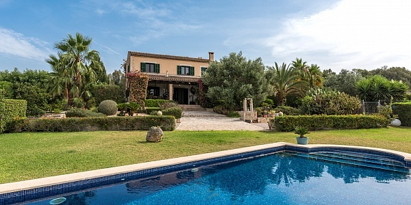 3 bedroom Finca for sale in Porreres, Mallorca