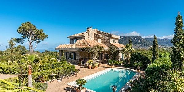 3 bedroom Finca for sale in Valldemossa, Mallorca
