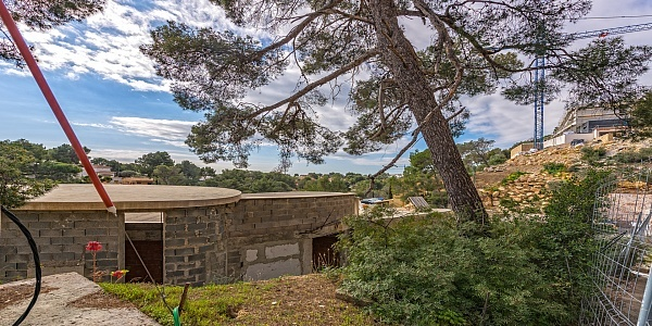 3 bedroom Land for sale in Bendinat, Mallorca