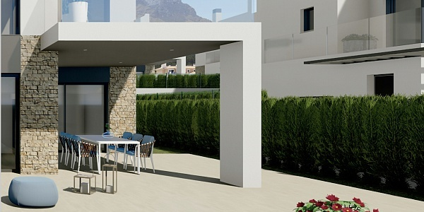 3 bedroom Townhouse for sale in Colonia de Sant Pere, Mallorca