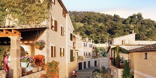 3 bedroom Townhouse for sale in Deia, Mallorca