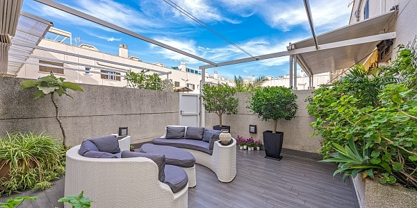 3 bedroom Townhouse for sale in Es Molinar, Mallorca