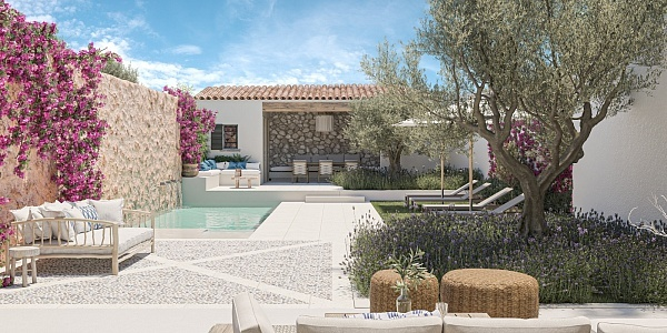 3 bedroom Townhouse for sale in Santanyí, Mallorca