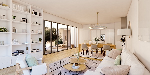 3 bedroom Villa for sale in Cala Vinyas, Mallorca