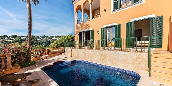 3 bedroom Villa for sale in Costa den Blanes, Mallorca