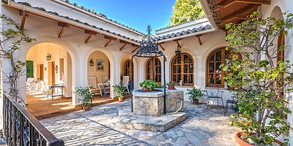 3 bedroom Villa for sale in Paguera, Mallorca