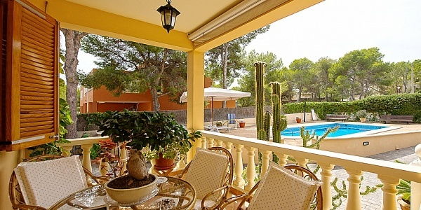 3 bedroom Villa for sale in Port Adriano, Mallorca