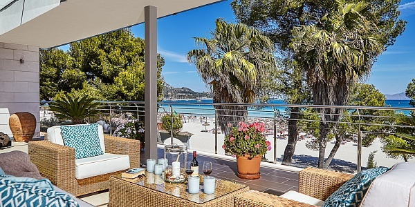 4 bedroom Apartment for sale in Puerto de Alcudia, Mallorca
