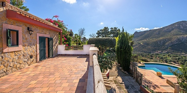 4 bedroom Finca for sale in Andratx, Mallorca