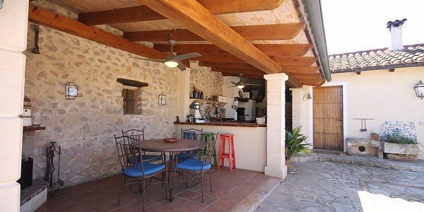 4 bedroom Finca for sale in Buger, Mallorca