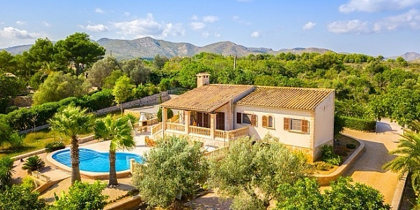 4 bedroom Finca for sale in Cala Ratjada, Mallorca
