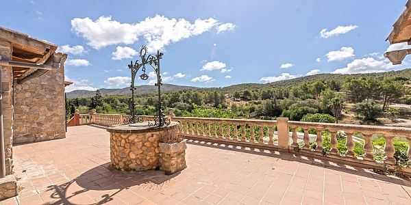 4 bedroom Finca for sale in Calvia, Mallorca