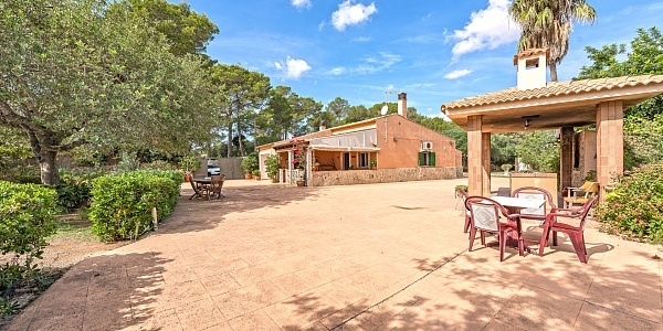 4 bedroom Finca for sale in Llucmajor, Mallorca