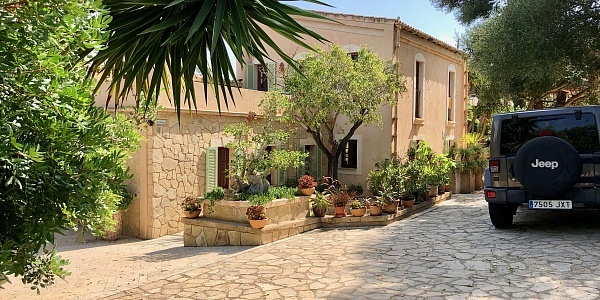 4 bedroom Finca for sale in Port Andratx, Mallorca