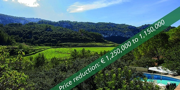 4 bedroom Finca for sale in Puigpunyent, Mallorca