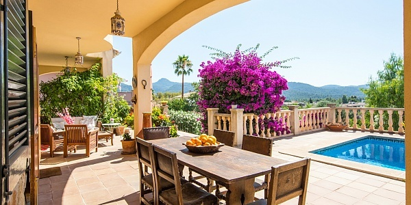 4 bedroom Townhouse for sale in Es Capdella, Mallorca
