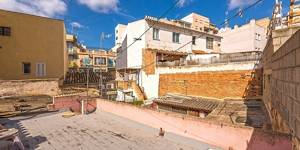4 bedroom Townhouse for sale in Palma, Mallorca