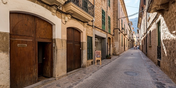 4 bedroom Townhouse for sale in Sóller, Mallorca