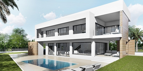 4 bedroom Villa for sale in Bahia Blava, Mallorca
