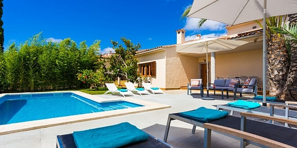 4 bedroom Villa for sale in Cala Millor, Mallorca