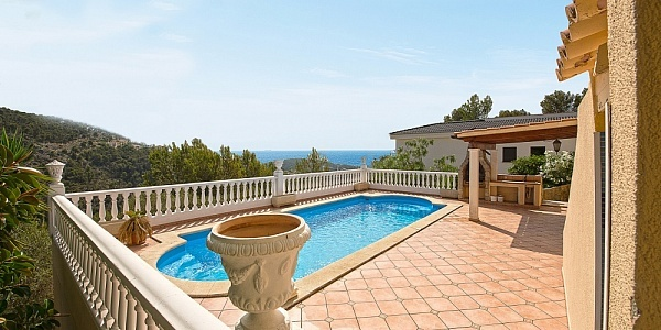 4 bedroom Villa for sale in Costa Den Blanes, Mallorca