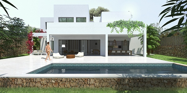 4 bedroom Villa for sale in Santanyi, Mallorca