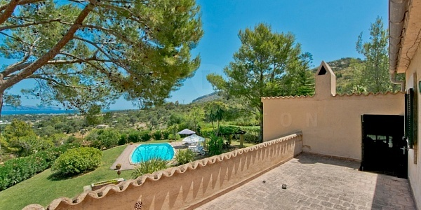 5 bedroom Finca for sale in Alcudia, Mallorca