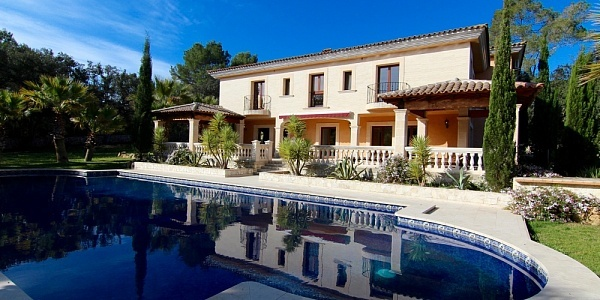 5 bedroom Finca for sale in Costitx, Mallorca