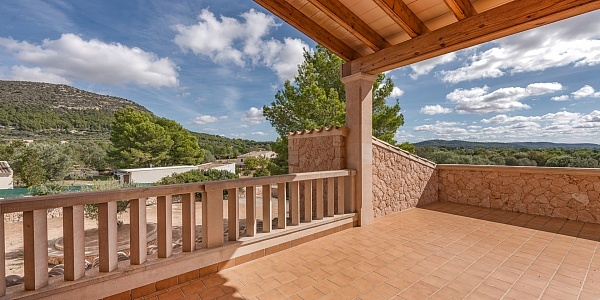 5 bedroom Finca for sale in Llucmajor, Mallorca