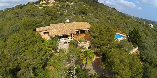 5 bedroom Finca for sale in S´Horta, Mallorca